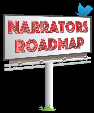 Narator roadmap twitter